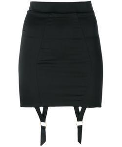 Murmur | Suspenders Applique Skirt 36