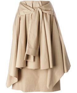 Aalto | Tie Front Skirt
