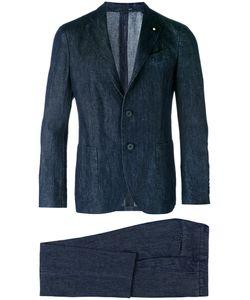 Lardini | Two Button Suit Size 50
