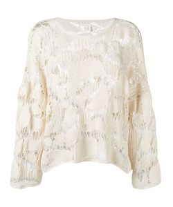 See by Chloé | Open Knit Jumper Size Medium