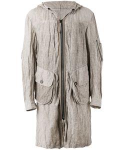 Ziggy Chen | Hooded Jacket Size Medium