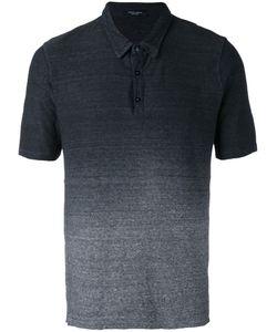 Roberto Collina | Gradient Print Polo Shirt