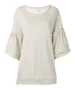 Y's | Flared Sleeve Sweatshirt