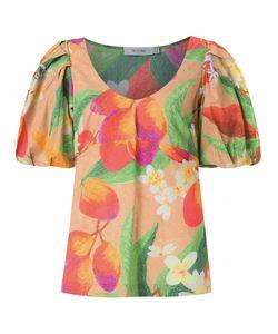 Isolda   Puffy Sleeves Blouse Women 38