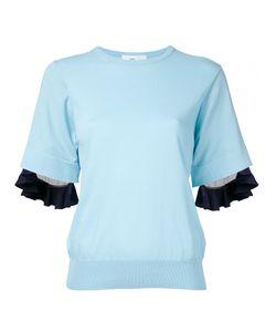 Toga | Ruffled Trim Sweatshirt 36
