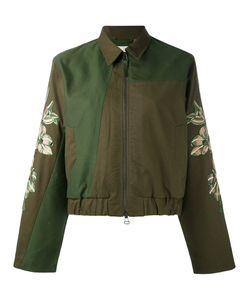 Maharishi | Embroidered Sleeve Jacket