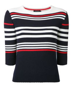 Loveless | Striped Jumper 34 Cotton/Nylon/Rayon