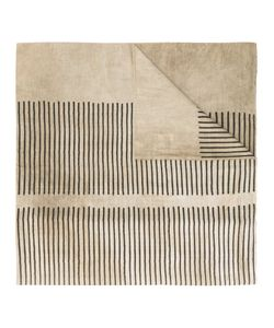 Uma Wang | Striped Scarf Women One