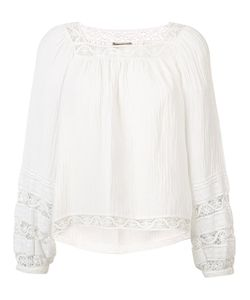 Sea | Embroidered Blouse 2
