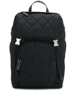 Prada | Quilted Backpack