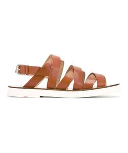 PS Paul Smith | Ps By Paul Smith Strappy Sandals Size 41 Calf