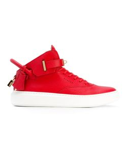 Buscemi | Ankle Strap Hi-Top Sneakers Men
