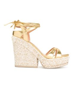 Sergio Rossi   Wedge Sandals Size 37