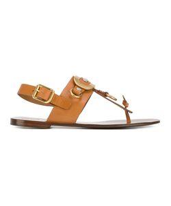 Chloé | Marley Flat Sandals 40