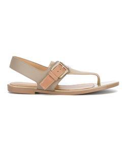 Sergio Rossi   T-Bar Sandals Size 36