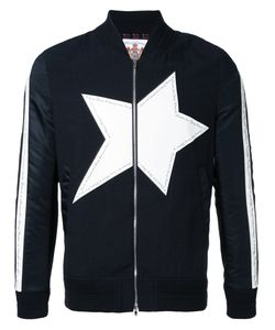 Education From Youngmachines | Stars Bomber Jacket