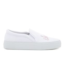 Joshua Sanders | Ibiza Slip-On Sneakers