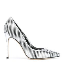 Sergio Rossi   Perforated Pumps Size 40