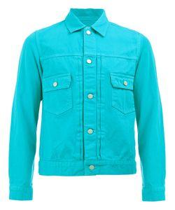 Ganryu Comme Des Garcons | Flap Pockets Denim Jacket Small