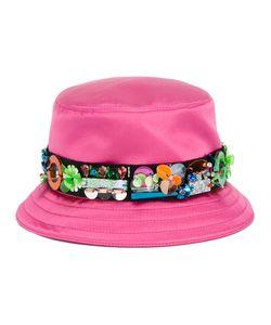 Miu Miu | Embellished Bucket Hat