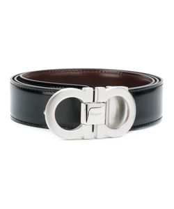Salvatore Ferragamo | Double Gancini Buckle Belt Calf