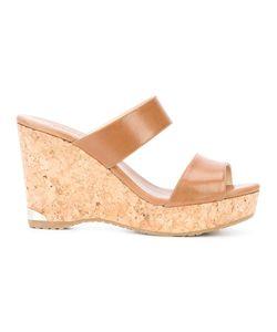 Jimmy Choo | Parker Espadrille Sandals Size 40