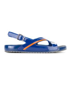 Prada | Criss Cross Sandals Size 10