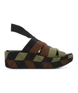 Salvatore Ferragamo | Wedge Sandals