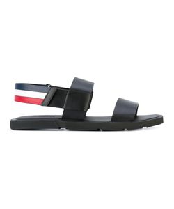 Moncler | Flat Strappy Sandals