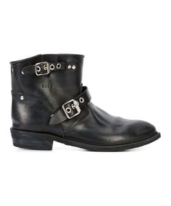 Golden Goose Deluxe Brand | Strapped Buckle Ankle Boots Women