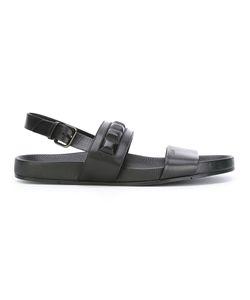 Fendi | Stud-Embellished Sandals Size 6.5