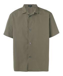 Jil Sander   Boxy Short-Sleeved Shirt