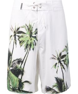 Osklen | Palm Tree Swim Shorts