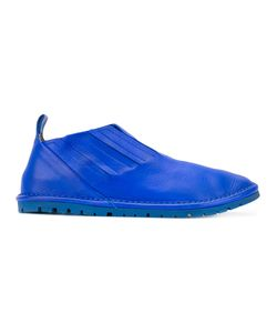 Marsèll | Stretch Leather Slip-On Trainers