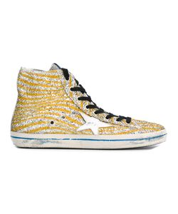 Golden Goose Deluxe Brand | Glitter Star Hi-Top Sneakers Size 37