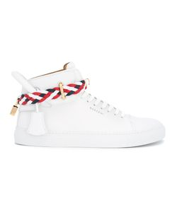 Buscemi | 100mm Weave Hi-Top Sneakers Men