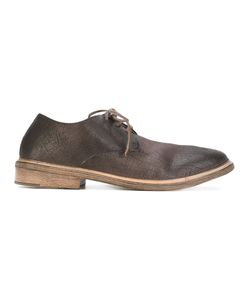Marsèll | Distressed Lace-Up Shoes 39.5