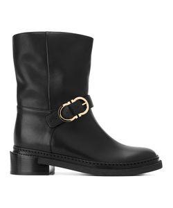 Salvatore Ferragamo | Buckled Boots 8