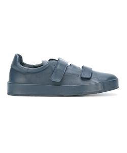 Jil Sander | Hook And Loop Sneakers 39 Calf