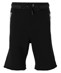 Diesel | Zipped Pockets Drawstring Sweatshorts