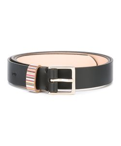 Paul Smith | Striped Detail Belt Size 85
