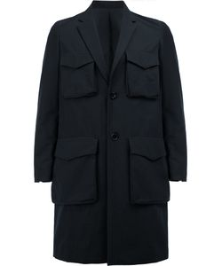 Undercover | Flap Pocket Mid-Length Coat Size 2