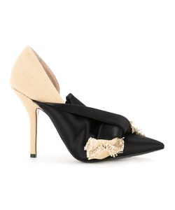 No21 | Draped Pointed Pumps Women