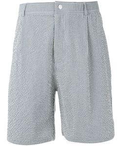 Maison Kitsuné | Striped Bermuda Shorts Men