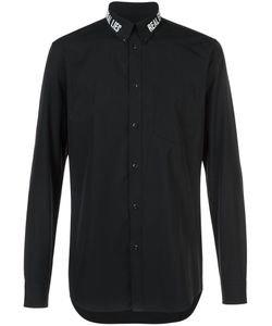Givenchy | Real Lies Real Eyes Embroidered Shirt Men