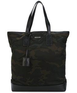Saint Laurent | Camouflage Holdall Bag