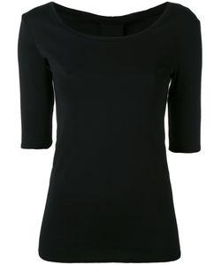 Kristensen Du Nord | Scoop Neck T-Shirt Women