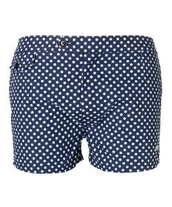 Mp Massimo Piombo | Polka Dot Swim Shorts Size Medium