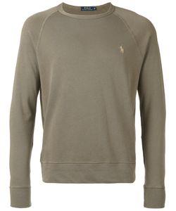 Polo Ralph Lauren   Embroidered Logo Sweatshirt Size Xl