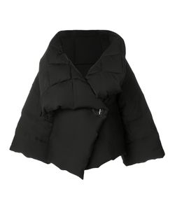 Salvatore Ferragamo | Padded Cropped Jacket